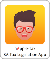 hApp-e-tax Logo